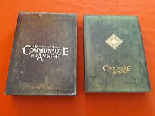 SEIGNEUR DES ANNEAUX LA COMMUNAUTE DE VERSION LONGUE COLLECTOR COFFRET DVD VF VO