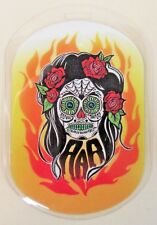 scarce Foo Fighters All Access laminate pass Zombie Skull