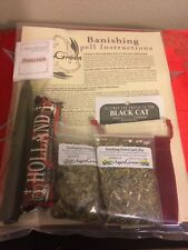 Banishing Ritual Spell Kit Wicca Witchcraft Wiccan Supplies FREE SHIPPING