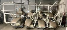 New Listing Lot Of 4 Pelton Amp Crane Spirit Sp15 Dental Patient Exam Procedure Chairs