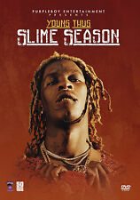 YOUNG THUG 40 MUSIC VIDEOS HIP HOP RAP DVD RICH GANG HOMIE QUAN GUCCI MANE T.I.