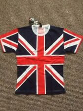 Union Jack T Shirt Size 32 Brand New with Tags