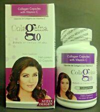1 COLAGEINA 10 COLAGENO 60 CAPS / HYDROLYZED COLLAGEN CAPS