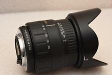 Sigma 28-105mm F2.8-4 Pentax fit DSLR AF KAF PKA PK K Aspherical lens