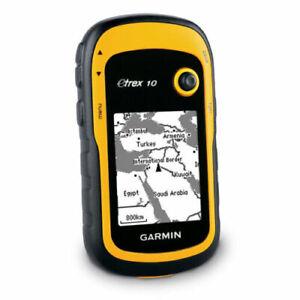 BRAND NEW GARMIN eTrex 10 Handheld GPS Receiver Navigator 010-00970-00 NEW