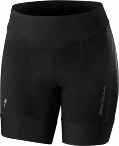 Womens Specialized RBX Comp Shorty Short Form Fit Padded Cycling Shorts Large