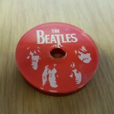 Record adaptor - Beatles Red