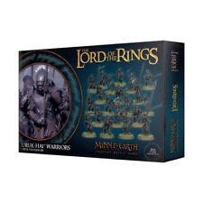 Lord of The Rings Uruk Shark Warrior Games Workshop LOTR Hobbit