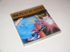 """IBM PC 5,25 """"software ~ Master Blaster con prisma Tempo Libero ~ JEWEL CASE ~ NUOVO"""