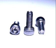 "50x NEW #2-56 x 1/4"" Stainless Steel Socket Head Cap Screw - Allen Drive"