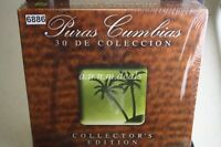 Various Artists - Puras Cumbias De Coleccion, 2005 ,Music CD Set (NEW)