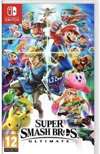 Nintendo Switch Super Smash Bros. Ultimate ITA