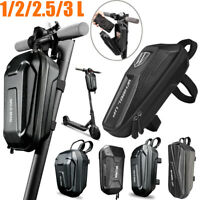 Universal Storage Hard Bag for Xiaomi M365 Electric Scooter Front Carrying Bags