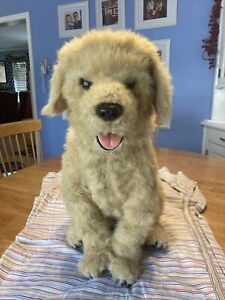 FurReal BISCUIT MY LOVIN PUP DOG Interactive Barks, Pants, Moves *READ*