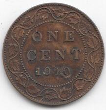 Canada 1910 1 CENT Edoardo VII 1 cent molto bello Grade