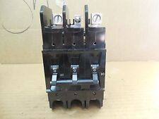 Carling Switch Circuit Breaker Ea3-X0-00-000-X2E-Da 80A 80 A Amp 3P 240 Vac New