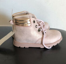 Toddler Girls Carter Boots Pink Sz 8 Nwt