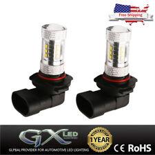 US 2* Car LED Lamp White 80W Driving Bulb Fog Light For 2011-2012 Dodge Ram 1500