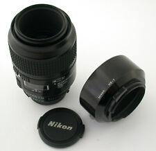NIKON AF 2,8/105 Micro Nikkor 105 105mm F2.8 2,8 Makro macro top near mint