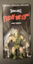 Funko DC savage world Friday 13th Jason Voorhees Action Figure