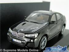 BMW X4 Series Model Car 1 43 Scale Black Herpa Special Dealer Issue 4x4 K8
