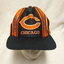 Vintage Chicago Bears New Era Snapback trucker hat cap
