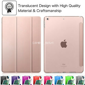 """Smart Magnetic Folding Flip Cover Case For Apple iPad 9.7"""" 6th Generation 2018"""