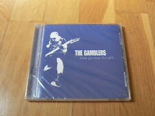 The Gamblers : Have You Ever Thought... - CD Stomp Records NEW