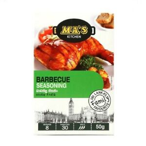 BBQ Seasoning Mix Outdoor Party Grilling Barbecue Rub on Meat