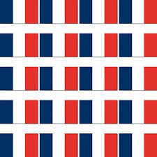20 Aufkleber 2cm Frankreich FR Länder Flagge Fahne Mini Sticker RC Modellbau