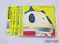 Reincarnation Persona 4 Never More OST Japanese Import Music CD Japan US Seller