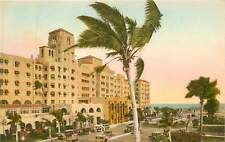Florida, Hollywood-By-The-Sea-In, Hollywood Beach Hotel Albertype Postcard