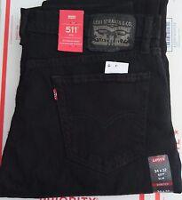 Levi's Men's 511 Slim Stretch Jeans (Levis 511 authentic, brand new guaranteed)