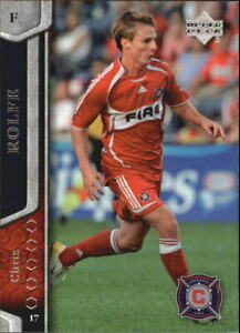 2007 Upper Deck MLS Soccer #s 1-100 +Inserts A7348 - You Pick - 10+ FREE SHIP