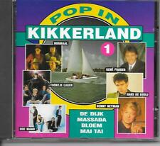 V/A - Pop in Kikkerland 1 CD Album 14TR (CNR) 1991 Mai Tai Doe Maar Massada