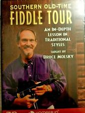Southern Old-Time Fiddle Tour: In-Depth Lesson In Traditional Styles [Homespun]