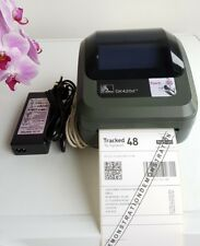 Zebra GK420d Direct Thermal Label Imprimante avec Alimentation et Câble USB 802