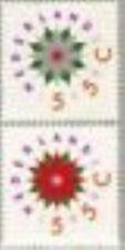 Nederland/Netherlands1542-1543 kerst 1992 postfris/MNH