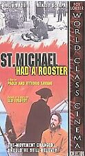 St. Michael Had a Rooster (VHS, 1999) NEW!! Free Shipping!!!