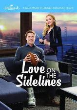 LOVE ON THE SIDELINES (Hallmark Movie)- DVD - Region 1 - Sealed
