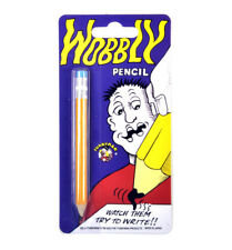 Wobbly Pencil - The Classic Optical Gag