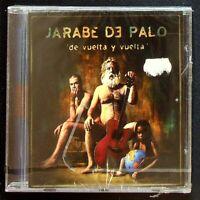 Jarabe De Palo - 'De Vuelta Y Vuelta' - (SIGILLATO) - Virgin - CD CD004160