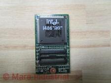 Intel I486 DX2 Circuit Board - Used