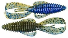 """Strike King Rage Tail Db Structure Okeechobee Craw 4""""-7 pack"""