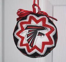 Atlanta Falcons,  black, red, and white sports ball   #2