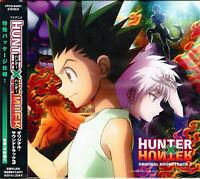 OST-HUNTER X HUNTER (ANIME) OST 3-JAPAN CD Bonus Track G00