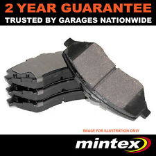 FOR MITSUBISHI MIRAGE / SPACE STAR 1.2 1 (2012-) FRONT MINTEX BRAKE PADS SET