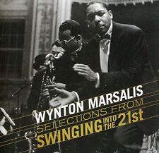Wynton Marsalis - Swingin Into the 21st: 50th Birthday Celebration [New CD]
