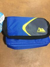 New Arctic Cooler Zone Lunch Box Ice Packs Blue Insulated Expandable 9 Cans