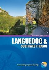 Languedoc & Southwest France-Thomas Cook-Driving Guide-Touring-Travel-Paperback